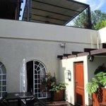 Suite mit Dachterrasse und Jacuzzi