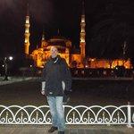 Proche de la Mosquée Bleue