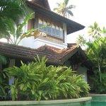 our pool vila