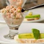 Nuestra cocina posee un fuerte acento en la comida mediterránea.