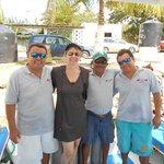 The Yucab III crew