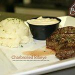 Charbroiled Ribeye