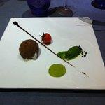 SAINTE MAURE DE TOURAINE comme une salade de chèvre chaud (au presque)