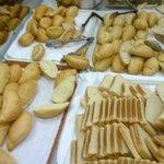 presentacion del pan