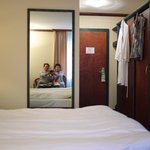 'our' room