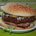 The Park Life Pro Burger
