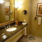 Executive Suite king bathroom