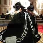 Réplica do Vestido da Rainha Maria de Médicis - Rainha da França