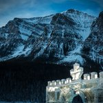 Lake Louise & Fairmont Chateau Lake Louise Ice Palace