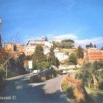 Buggiano castello: veduta panoramica