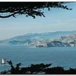 Looking at the Marin Headlands