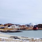 Spiagge glaciali
