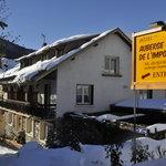 L'Auberge sous la neige
