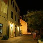 Night in Kastel Stari