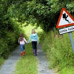 Look out for fairies on our free farm trail