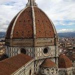 O topo da cúpula !