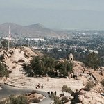 View from the top of Mt. Rubidoux