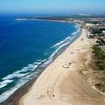 Panorámica de la playa de Conil de la Frontera