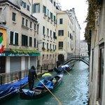 Canal near hotel