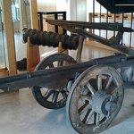 rudimentali pezzi di artiglieria dei secoli XV - XVI