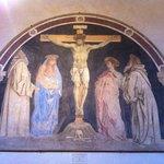 Crocifissione di Andrea del Castagno a Sant'Apollonia