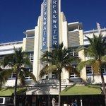 Breakwater Hotel Prime Example of Art Deco Architecture
