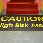 High risk area ;)