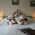 Relax in wonderfully appointed West Down bedrooms