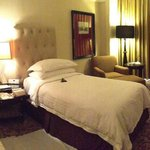 Panoramic of our room