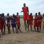 Nature Walk & Maasi Village Visit