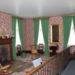 The Sitting Room, Lincoln Home, Springfield, IL