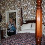 Abraham Lincoln's bedroom, Lincoln Home, Springfield, IL