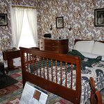 Mary Lincoln's Bedroom, Lincoln Home, Springfield, IL