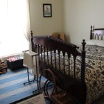 One of the Lincoln boy's bedroom, Lincoln Home, Springfield, IL