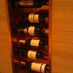 vinos espuestos