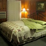 Interior King Bed Room