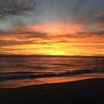 Sunset capture from Splashes Bar