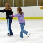 Group and private lessons are offered year-round on indoor and outdoor rinks