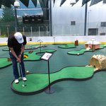 Historically themed holes bring Breckenridge to life at Putt & Play Junction