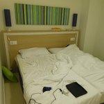 Habitación: amplia y cómoda