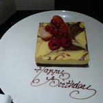 Birthday cake - absolutely delicious