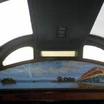 il tetto vetrato