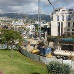 """view towards"""" Avenida Arriaga""""FUNCHAL CENTRE"""