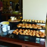 Yet more food at breakfast buffet