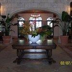 The Cloister Lobby