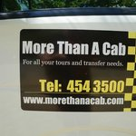 More than a Cab - Tours with Vicky