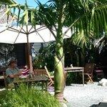 Secret Garden Cafe in Waihi Beach