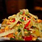 pepaya salad