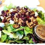 Salade noix et cashew