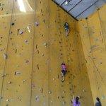 Gravity Climbing Gym Foto